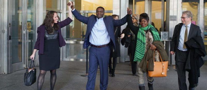 Un hombre que pasó 30 años en prisión por error será indemnizado con casi 10 millones de dólares