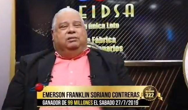 Photo of Exdirector de Bienes Nacionales se sacó RD$99 millones en la Loto