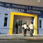 Residentes y enfermeras del hospital Francisco Moscoso Puello paralizan labores
