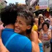 Susy Pérez se niega a recibir ayuda al reencontrarse con su hijo