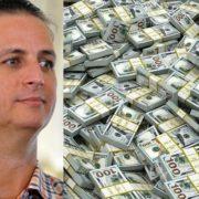 Roban 700 mil dólares en efectivo de casa del alcalde Walter Musa de Puerto Plata