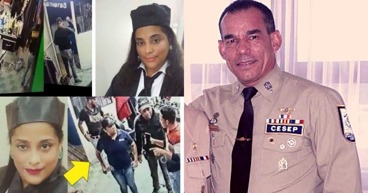 Photo of Detective Angel Martinez: Policia DNCD de Villa Vasquez en Rep. Dominicana pone Drogas, Cocaina y Marihuana contra el Pueblo trabajador