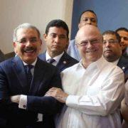 Hipólito dice habilitación de Danilo en el 2024 es una «cuestión de justicia»