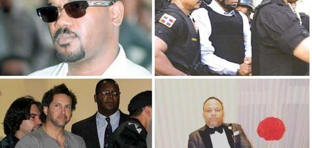 La era de 4 capos que fortalecieron redes de narcotráfico en RD
