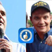 Dirigentes del PRM proponen una alianza presidencial entre Luis Abinader y Ramfis Trujillo