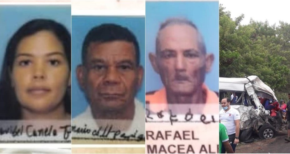Photo of Al menos tres muertos en accidente en la Autopista Duarte