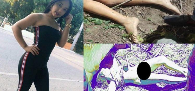 Así fue encontrada joven abusada y estrangulada en Baní
