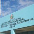 12 reclusos se fugaron con «una segueta» de la cárcel preventiva en Valverde