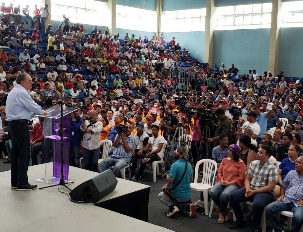 Photo of Amarante propone debate y acto conjunto a precandidatos danilistas