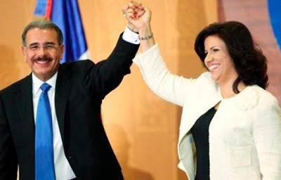 Photo of ¿Se subirán Danilo Medina y Margarita Cedeño a la patana de la precampaña del PLD?