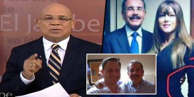 Photo of FUERTES DECLARCIONES DE ZAPETE: Por este Video el presidente mando a sacar a Marino Zapete de la TV