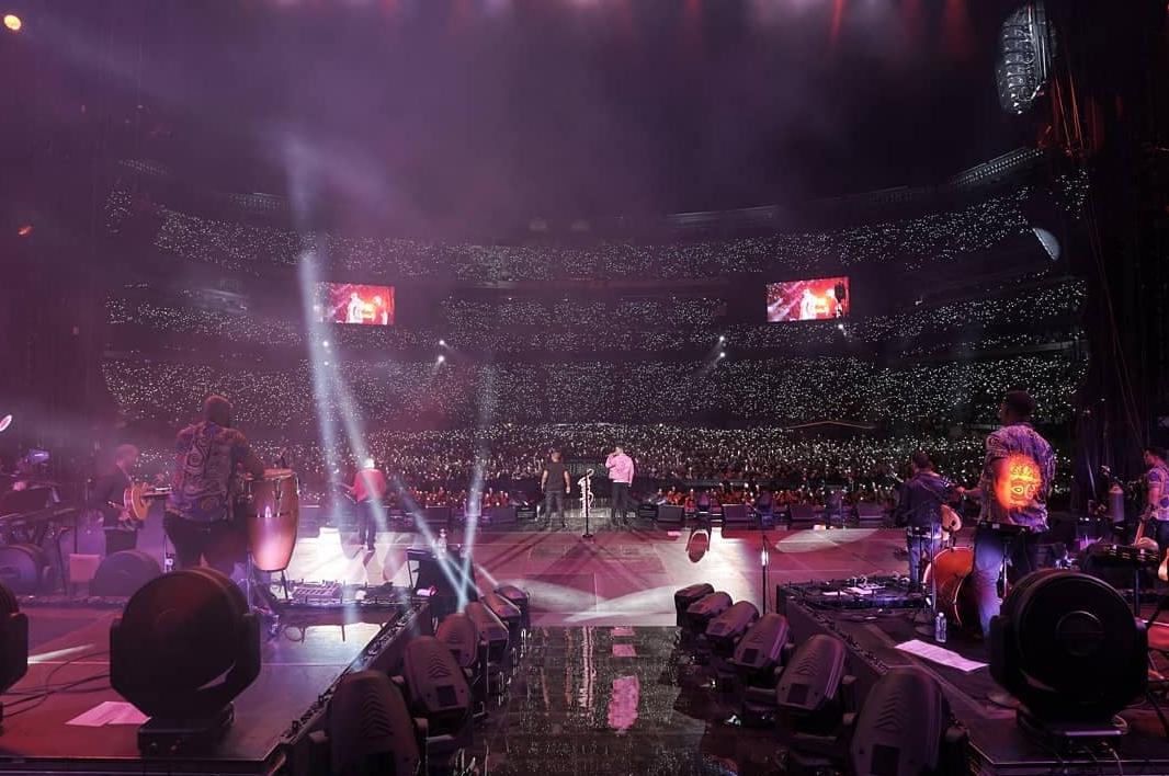 Photo of Romeo Santos MetLife: Lo mejor del concierto