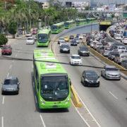 Llegan a instalaciones OMSA autobuses reforzarán Corredor 27 de Febrero