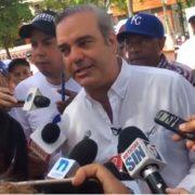Abinader se queja por presencia masiva de haitianos en Higuey