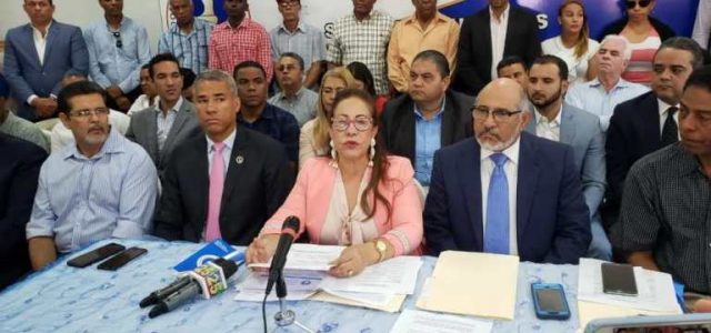 Photo of PRM juramenta autoridades Comité Provincial de Santiago; prometen trabajar para sacar del poder al PLD