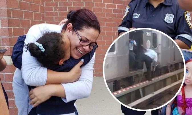 Photo of Madre agradece a Dios que su hija escapó de la muerte a manos de su padre suicida