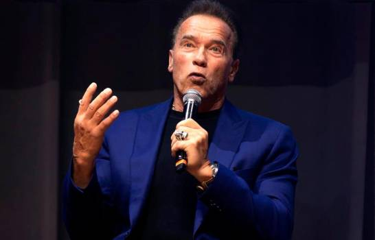"Photo of Schwarzenegger: ""Trump es un Terminator, quiere acabar con progreso y futuro"""