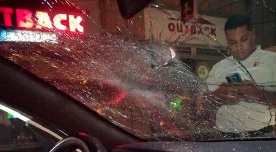 Photo of Limpiavidrios ataca a mujer en la avenida 27 de Febrero