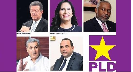 Photo of La lucha por candidatura presidencial de PLD queda reducida a 5 aspirantes