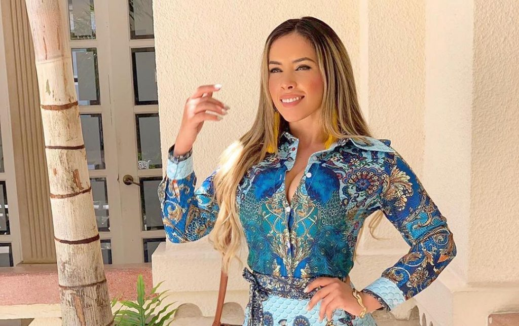 Photo of Ingrid Jorge «La Torita» es nombrada en los Emiratos Árabes, dice siempre ha tenido botellas