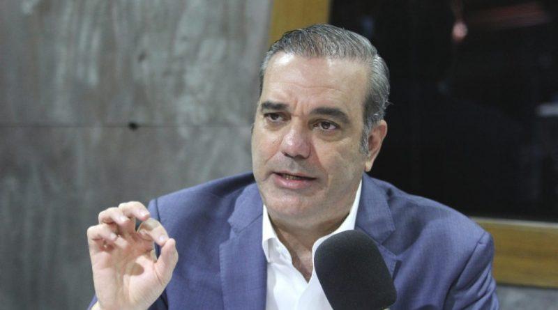 Photo of Luis Abinader asegura está centrado en ultimar tareas para ganar primarias con 85%