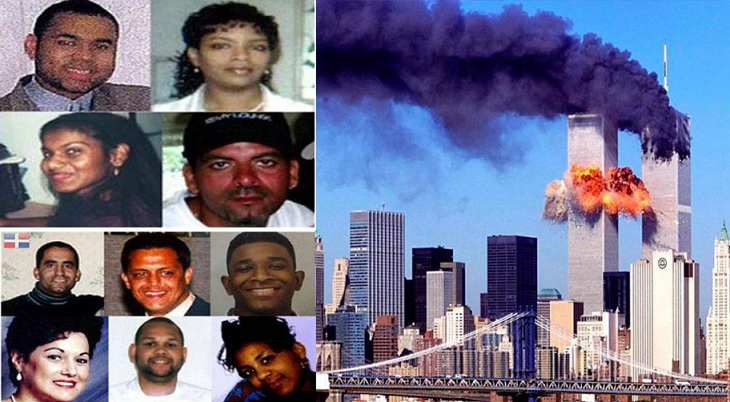Photo of Dominicanos que padecieron en el ataque del 11 de septiembre.