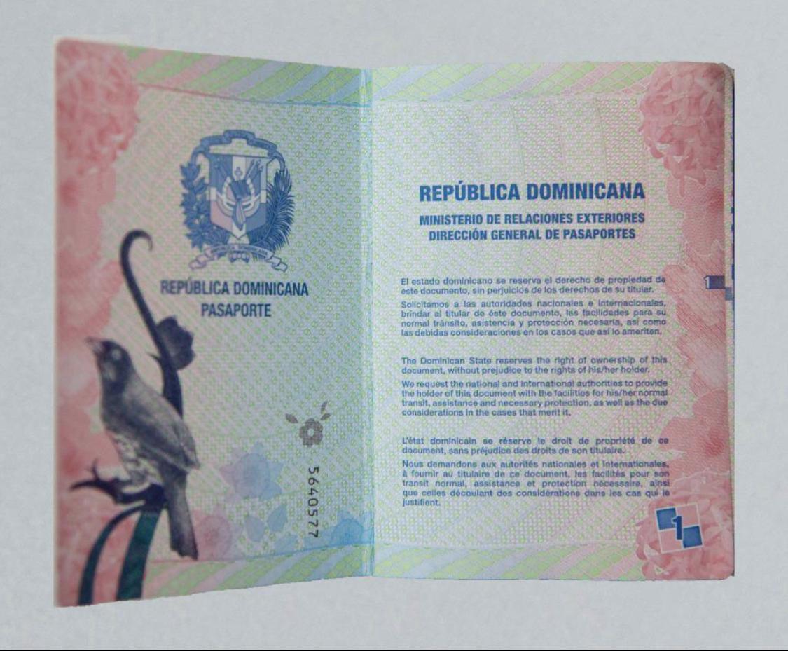 Photo of Cambian el pasaporte dominicano