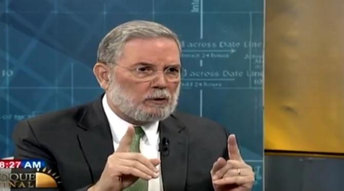 Photo of Portavoz Gobierno fustiga a Leonel: dice «es el candidato de la minoría»