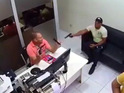 Photo of Hombre mata a su amigo cuando jugaban con arma de fuego en Santiago