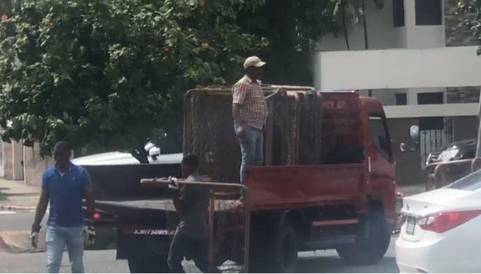 Photo of Refuerzan seguridad en inmediaciones residencia presidente Medina