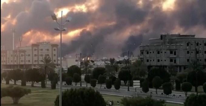 Photo of Petróleo sube 19% tras ataque en Arabia Saudita, podría llegar hasta US$100 por barril