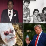 Chivatos de Cesar, Trump y talibanes, foto viral de Camilo Sesto