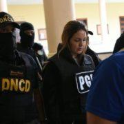 Conocerán medida de coerción a Marisol Franco, se pasó el día en su lujoso apartamento en Naco