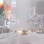 Alertan por duro y nevado invierno en Nueva York, Nueva Jersey y al menos otros 13 estados