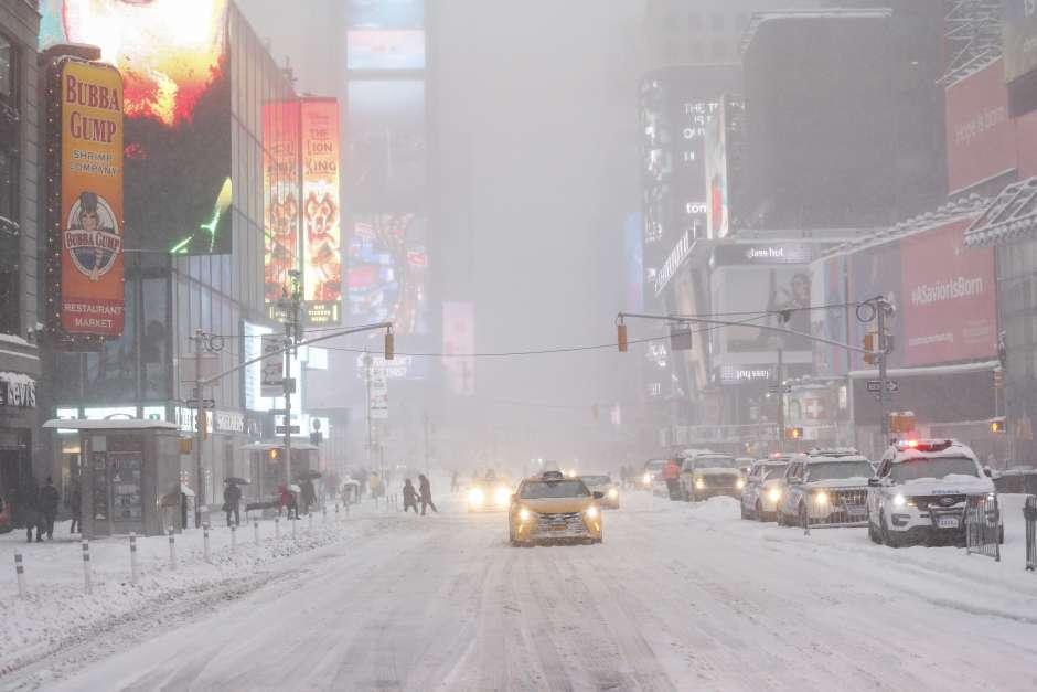 Photo of Alertan por duro y nevado invierno en Nueva York, Nueva Jersey y al menos otros 13 estados
