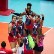 Dominicana debutará hoy ante mexicanas