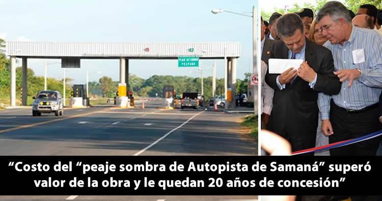 Photo of Auto Infome Oxfam: El 'peaje sombra' de Leonel y Díaz Rúa y como desangra al país Draft