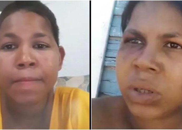 Habla la mujer del video viral