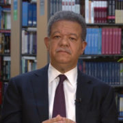 Leonel presenta instancia a JCE con sus requisitos para auditoría técnico forense