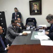 Leonelistas depositan solicitud de medida cautelar sobre equipos utilizados por la JCE en primarias