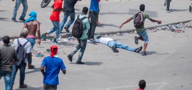 El presidente de Haití acorralado quiere hablar con la oposición