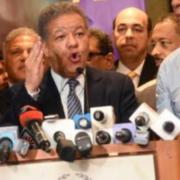"""Leonel Fernández desconoce los resultados de las primarias; """"se ha adulterado la voluntad popular"""""""