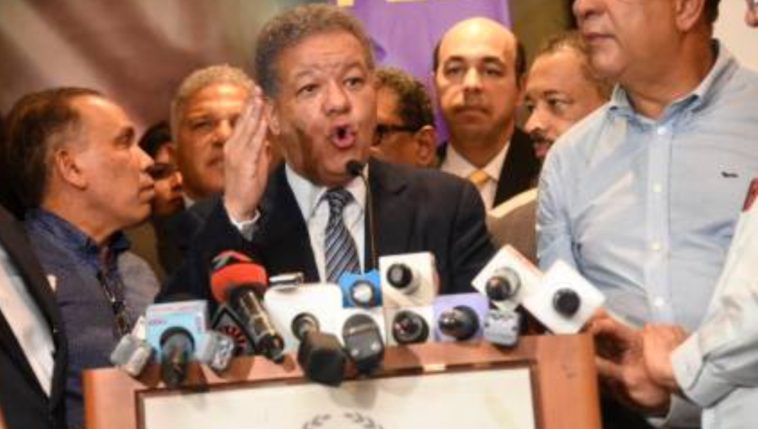 """Photo of Leonel Fernández desconoce los resultados de las primarias; """"se ha adulterado la voluntad popular"""""""