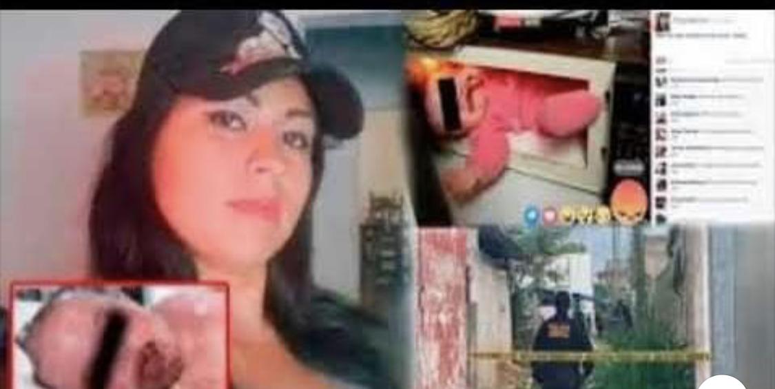 Photo of Mujer mete a su hijo al microondas hasta matarlo y lo transmite en vivo