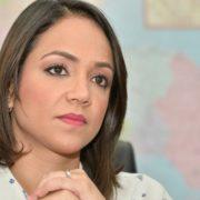Faride con 82.45 % de los votos, será la candidata a la senaduría del PRM en DN