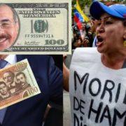 República Dominicana rumbo a gran crisis económica Tasa de dólar sube alrededor de 53 pesos por uno para la venta, empieza la escasez peso dominicano devaluándose aceleradamente