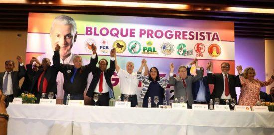 Photo of Gonzalo recibe respaldo de mayoría partidos del Bloque Progresista