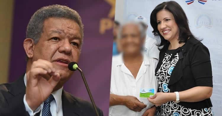 """Photo of Leonel Fernández: """"El corazón de Margarita está en este proyecto"""""""