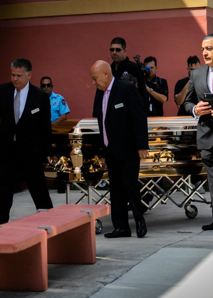 Restos de José José serán cremados en Miami y la mitad de las cenizas irán a México