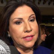 Vicepresidenta Margarita Cedeño pide votar por su esposo Leonel